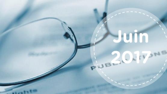 Retrouvez tous les résumés du mois de juin