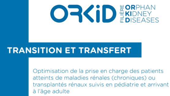Le programme de transition enfant-adulte ORKiD est en ligne !