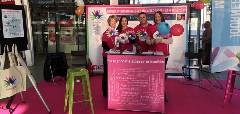 Retour sur la Journée Internationale des Maladies Rares 2019