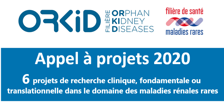Lancement du 2ème appel à projet ORKiD recherche