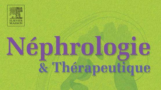 Le programme de transition & transfert enfant-adulte sera bientôt dans Néphrologie et Thérapeutique !