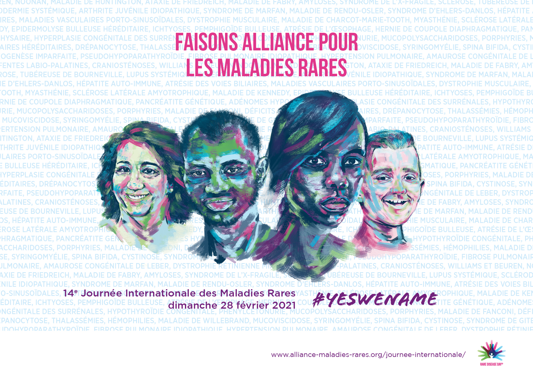 Journée Internationale Maladies Rares 2021