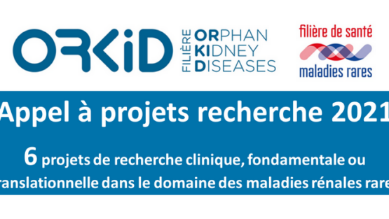 Lancement du 3ème appel à projet ORKiD recherche