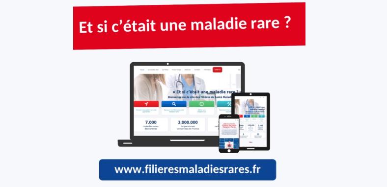 Lancement du site filieresmaladiesrares.fr pour une meilleure prise en charge des patients